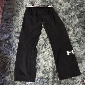 Pants - under armor sweats